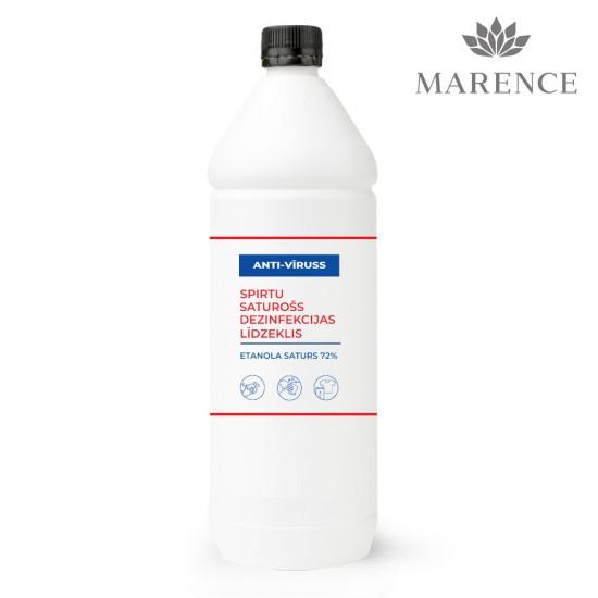 Marence Spirtu saturošs dezinfekcijas līdzeklis 72% sprejs 1L