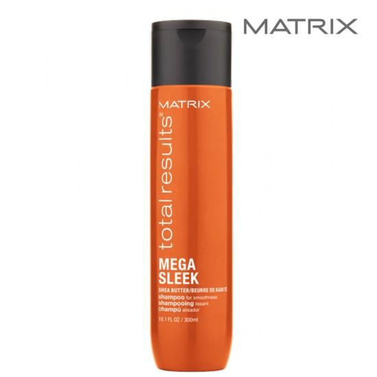 Matrix Total Results Mega Sleek šampūns nepakļāvīgiem matiem 300ml