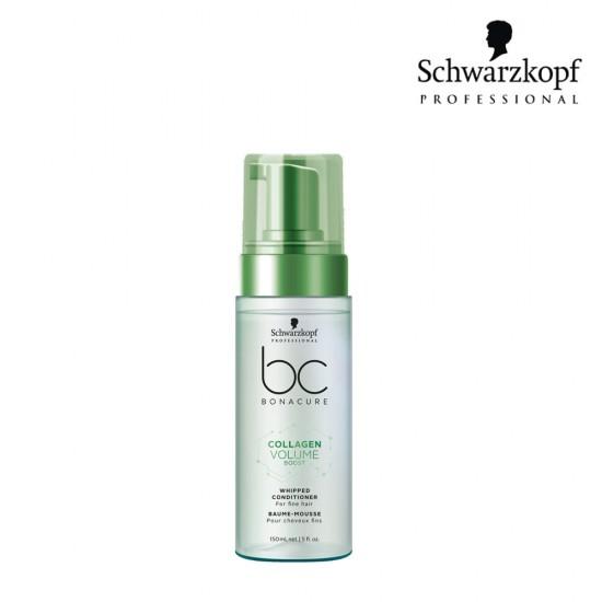 Schwarzkopf Pro BC Collagen Volume Boost putu kondicionieris 150ml
