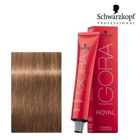 Schwarzkopf Pro Igora Royal 7-65 vidēji blonds zelta šokolādes tonis 60ml