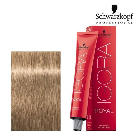 Schwarzkopf Pro Igora Royal 8-4 gaiši blonds bēšais tonis 60ml