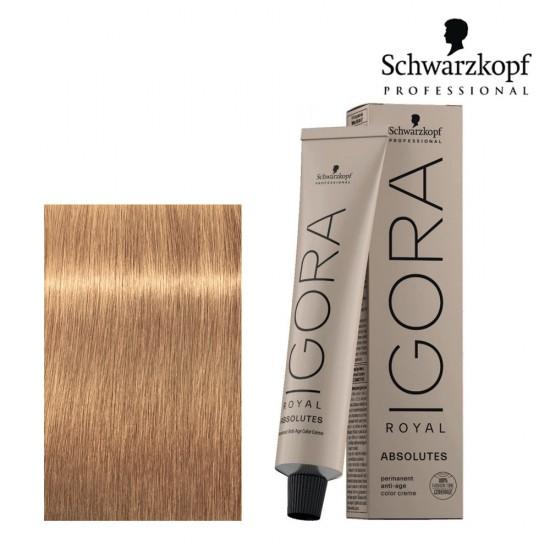 Schwarzkopf Pro Igora Royal Absolutes 9-50 ļoti gaiši blonds zelta dabiskais tonis 60ml