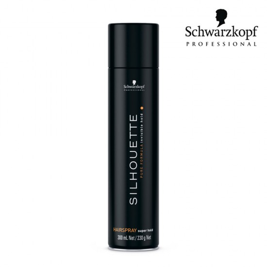 Schwarzkopf Pro Silhouette īpaši stipras fiksācijas matu laka 300ml
