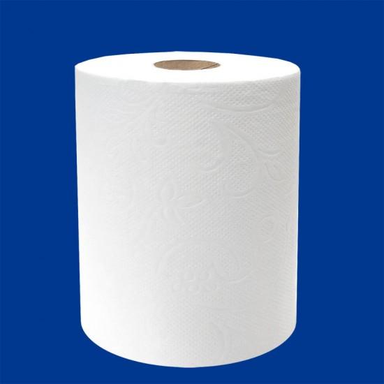 Roku papīra dvieļi 2 kārtas 160m