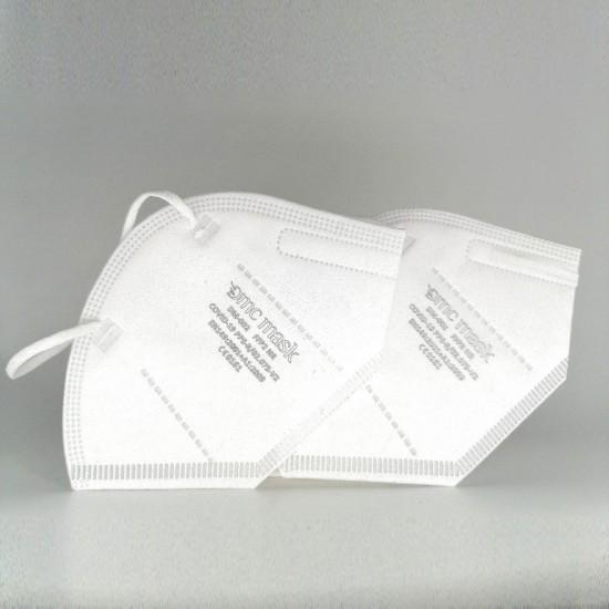 Respirators FFP2 balts 2gab.