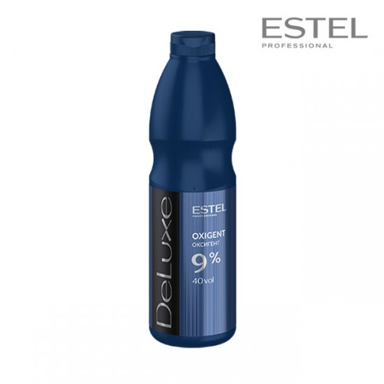 Estel DeLuxe oksidācijas emulsija 9% 30 vol 900ml