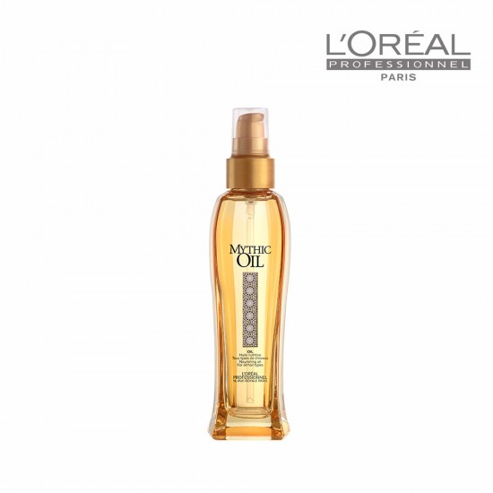 Loreal Mythic Oil barojoša eļļa jebkura tipa matiem 100ml