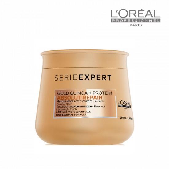 Loreal Serie Expert Absolut Repair Gold maska bojātiem matiem 250ml