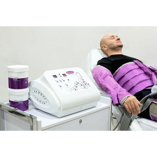 Pressoterapijas limfodrenāžas aparāts Beautyfor