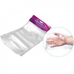 Polietilēna maisiņi parafīna terapijas procedūrām 50 gab.