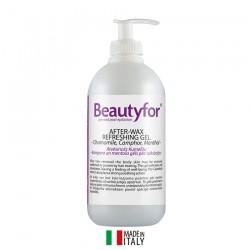 Beautyfor atvēsinošs gēls pēc vaksācijas 500ml