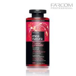 Farcom Mea Natura Pomegranate šampūns visiem matu tipiem Color Brilliance & Youth Save 300ml