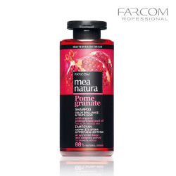 Farcom Mea Natura Pomegranate šampūns sausiem, krāsotiem Color Brilliance & Youth Save 300ml