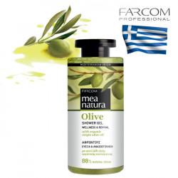 Farcom Mea Natura Olive Wellness & Revival dušas gēls 300ml