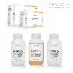 Farcom Bioproten Hairplex matu aizsardzība 3x100ml