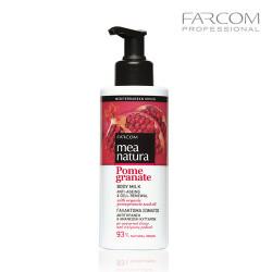 Farcom Mea Natura Pomegranate pieniņš ķermenim Color Brilliance & Youth Save 250ml