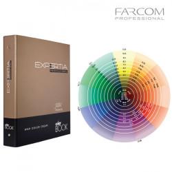 Farcom Expertia permanenta matu krēmkrāsas grāmata