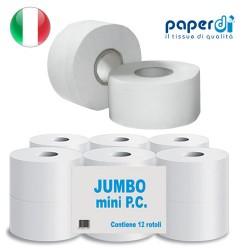 Tualetes papīrs Paperdi Super Jumbo 2 kārtas 9.1x30cm 427 lapas 1 rullis
