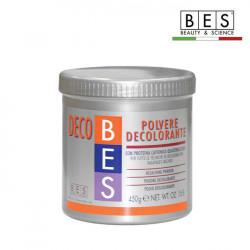 BES Decobes pulverveida matu balinātājs 450g