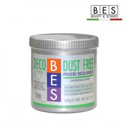 BES Decobes Dust Free matu balinātājs 450g