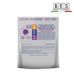 BES Decobes Blueberry matu balinātājs 500g. Ekstra platīna blondam efektam.