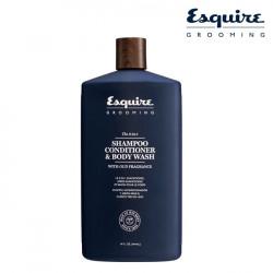 Šampūns, kondicionieris un dušas gēls (3-1) 414ml