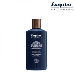 Esquire Grooming šampūns, kondicionieris un dušas gēls (3-1) 89ml