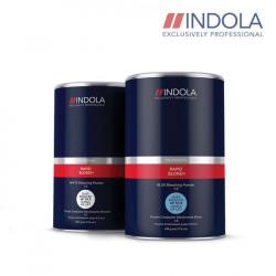 Indola Rapid Blond+ White matu balinošs pulveris balts 450g