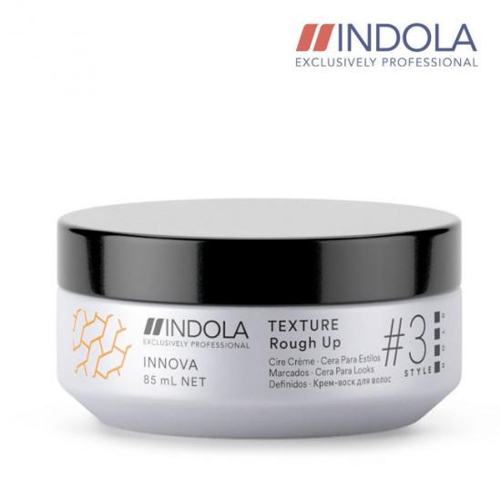 Indola Innova Texture Rough Up vaska krēms 85ml