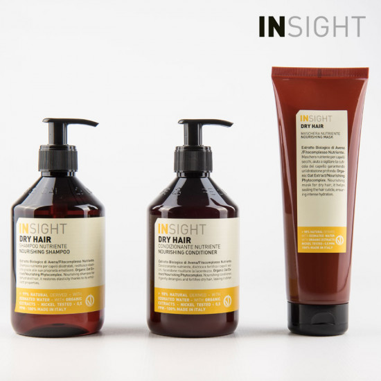 Insight Dry Hair barojošs kondicionieris 900ml