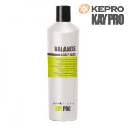 Kepro Kaypro Balance Scalp care šampūns taukainiem matiem 350ml