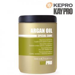 Kepro Kaypro Argan Oil matu maska ar argana eļļu 1l