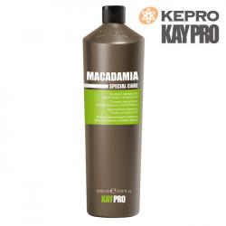 Kepro Kaypro Macadamia šampūns trausliem matiem 1l