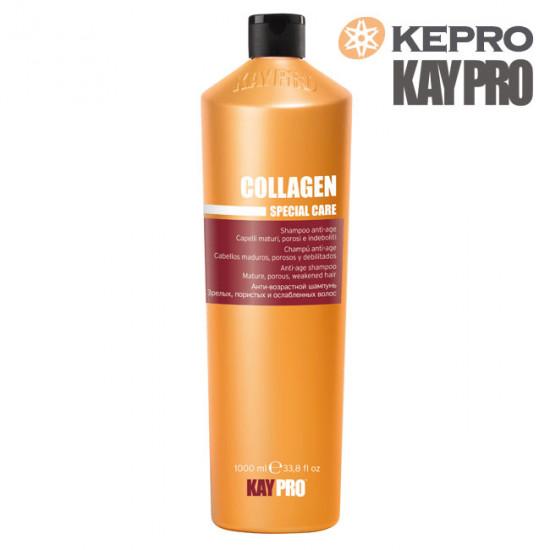 Kepro Kaypro Collagen šampūns nobriedušiem matiem 1l