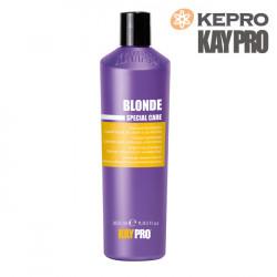 Kepro Kaypro Blonde šampūns balinātiem matiem 350ml