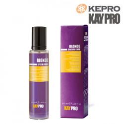 Kepro Kaypro Blonde serums balinātiem matiem 100ml