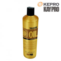 Kepro Treasure Oil 5 luxury oils šampūns 350ml