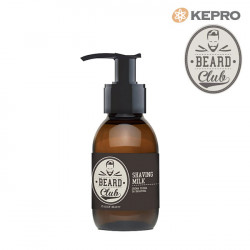 Kepro Beard Club Shaving Milk skūšanas pieniņš 150ml