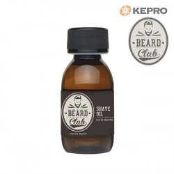 Kepro Beard Club Shave oil eļļa skūšanai 50ml