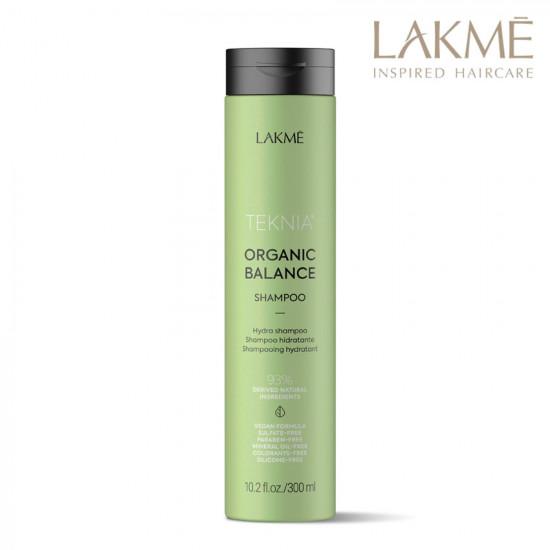 Lakme Teknia Organic Balance šampūns 300ml