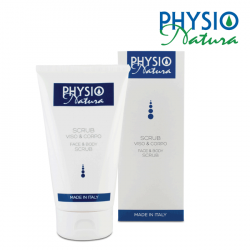 Physio Natura Cleansing Face & Body Scrub 150ml