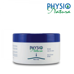 Physio Natura Cleansing Face & Body Scrub 500ml