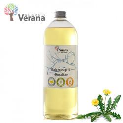 Verana Dandelion Pienene masāžas eļļa ķermenim 1L