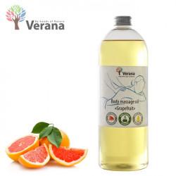 Verana Grapefruit Greipfrūts ķermeņa masāžas eļļa 1L