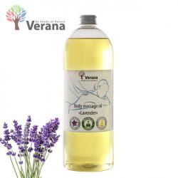 Verana Lavender Lavanda ķermeņa masāžas eļļa 1L