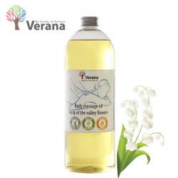 Verana Lily of the valley Mājpuķīte masāžas eļļa ķermenim 1L