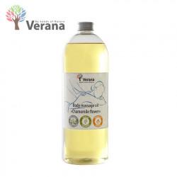 Verana Chamomile Kumelīte ķermeņa masāžas eļļa 1L