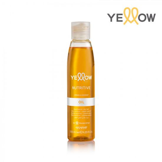 Yellow Nutritive Oil eļļa sausiem matiem 125ml