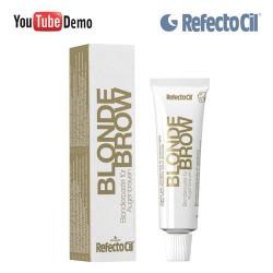 RefectoCil 0 Blonde blonda krāsa skropstām-uzacīm 15ml