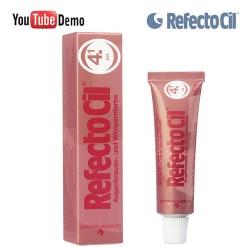 RefectoCil 4.1 Red sarkanā krāsa skropstām-uzacīm 15ml